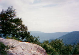 The newly created Stone Mountain Wilderness Area.