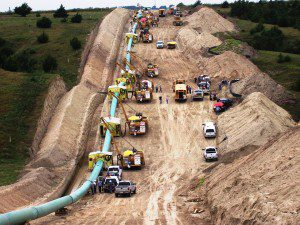 Pipeline Construction in Nebraska