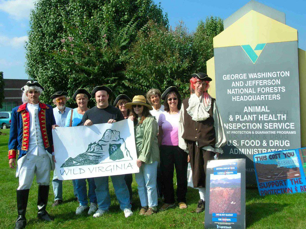 Wild Virginia at Virginia's National Forests Headquarters