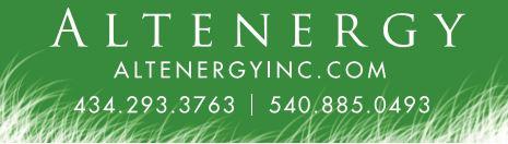 Alt Energy 2016 logo