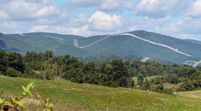 Wild Virginia's Pipeline Story Map